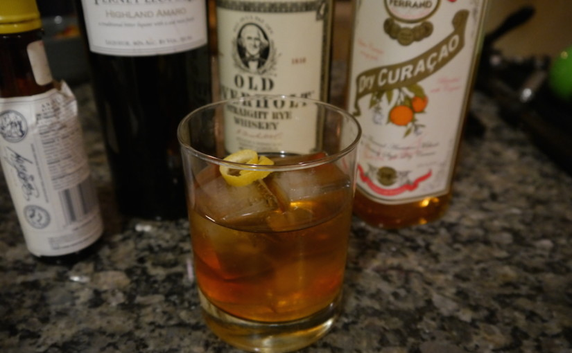 Day 59: Dixie Cocktail