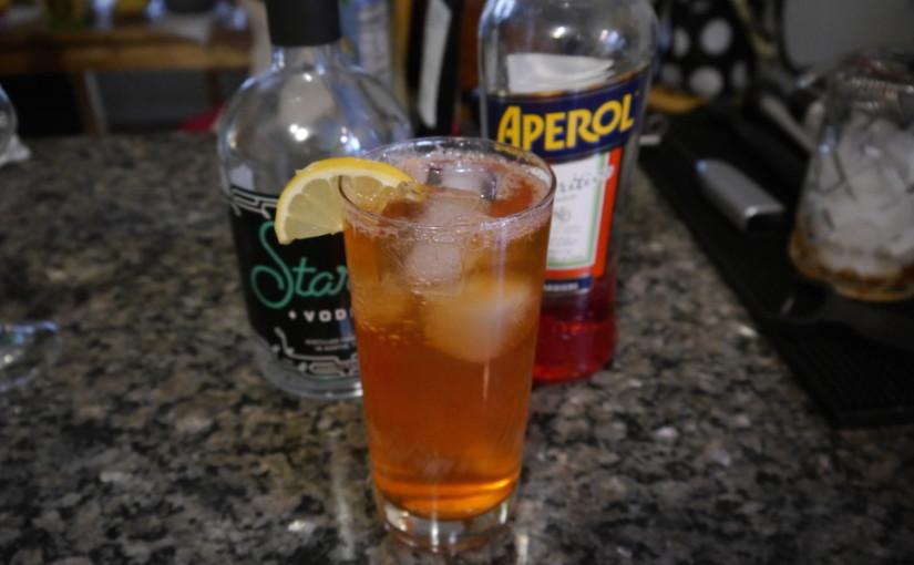 Day 66: Aperol Lemonade